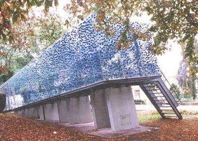 Puff, Tschumi pavilion